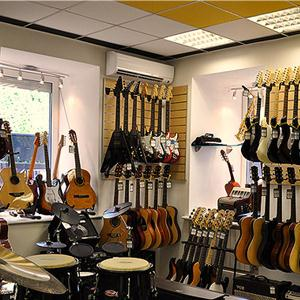 Музыкальные магазины Похвистнево