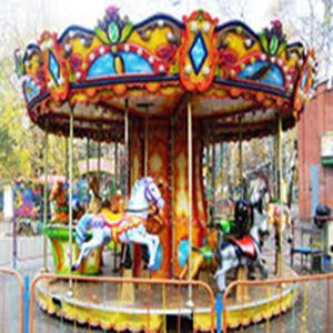 Парки культуры и отдыха Похвистнево