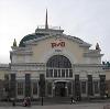 Железнодорожные вокзалы в Похвистнево