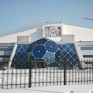 Спортивные комплексы Похвистнево